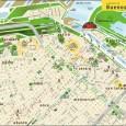 Plano turístico de Buenos Aires