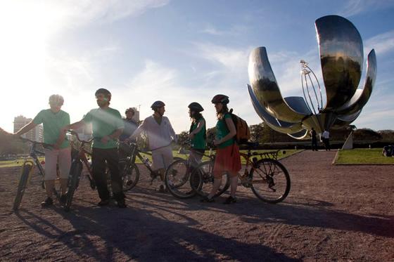 bike tours en buenos aires