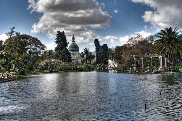 jardin zoologico de buenos aires en argentina